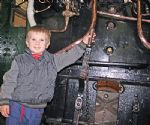 Steam Railway Museum Christmas 07