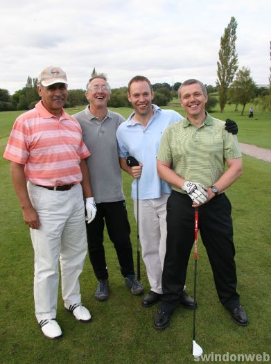 Old Town Business & Professionals Golf Day 2011