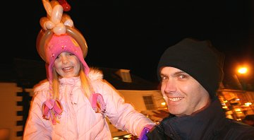 Wootton Bassett Christmas Lights 2007