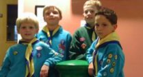 Scouts Christmas Post Service